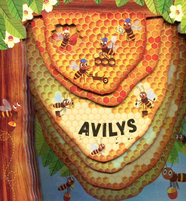 Avilys: sužinok apie bites ir jų gyvenimą | Petra Bartikova