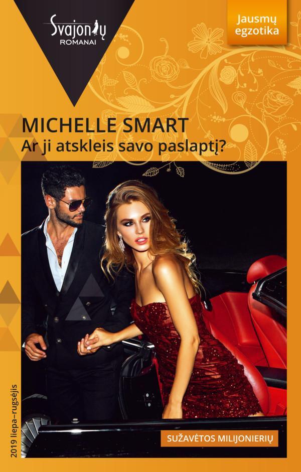 Ar ji atskleis savo paslaptį? | Michelle Smart