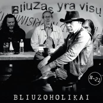 Bliuzoholikai (CD) |