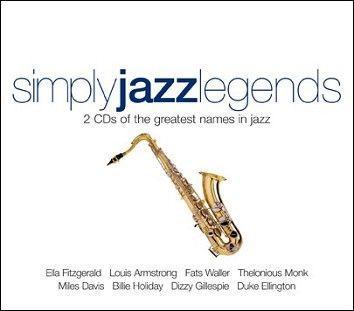 SIMPLY Jazz Legends (2 CD)  