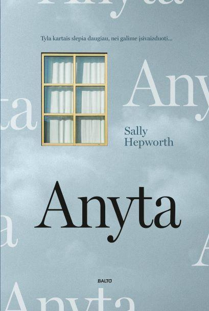 Anyta   Sally Hepworth