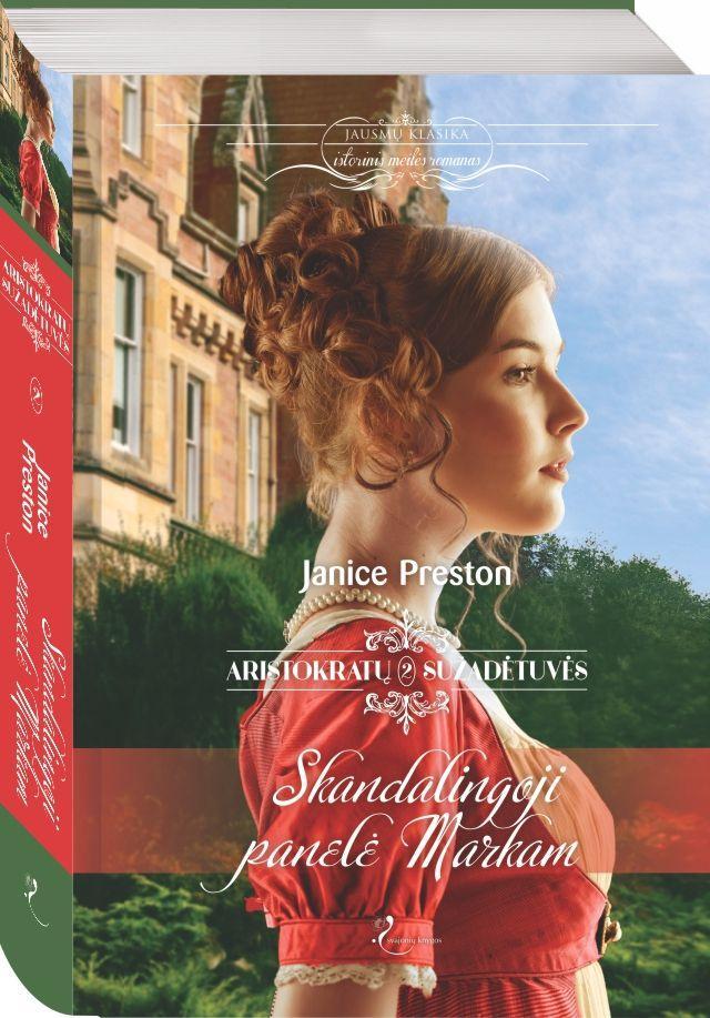 Skandalingoji panelė Markam | Janice Preston