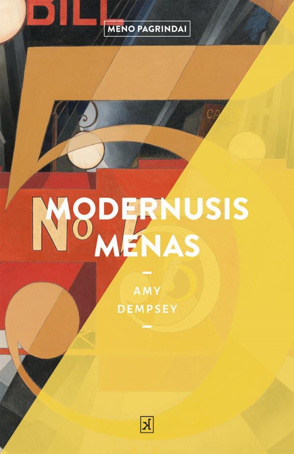 Modernusis menas | Amy Dempsey