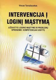 Intervencija į loginį mąstymą | Vincas Tamašauskas