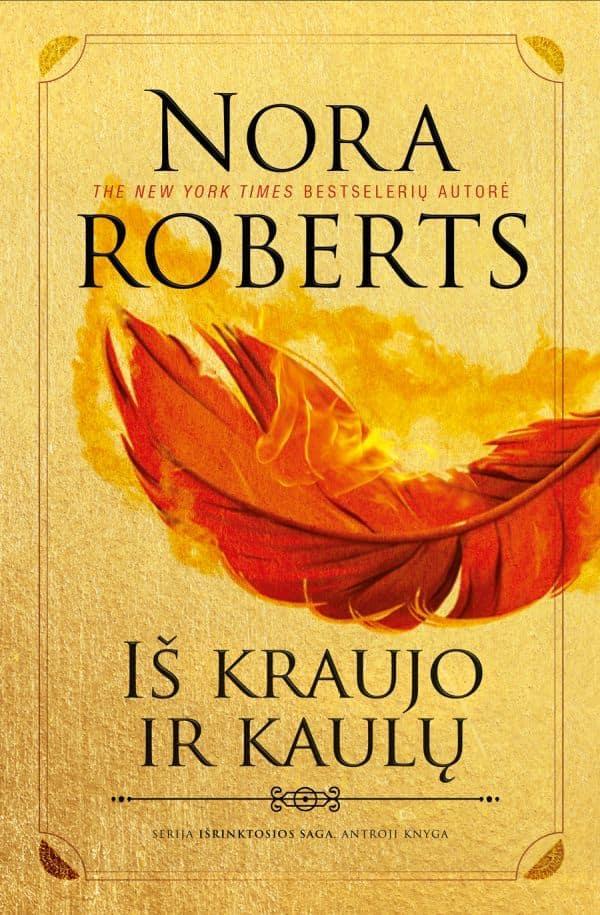 Iš kraujo ir kaulų | Nora Roberts