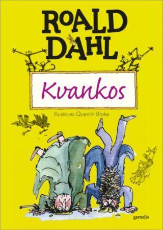 Kvankos | Roald Dahl