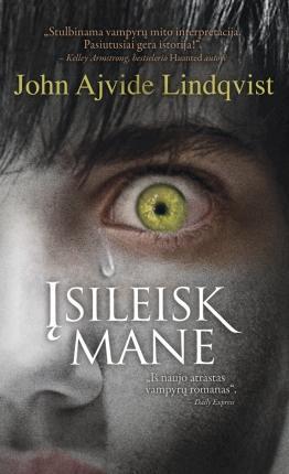Įsileisk mane | John Ajvide Lindqvist