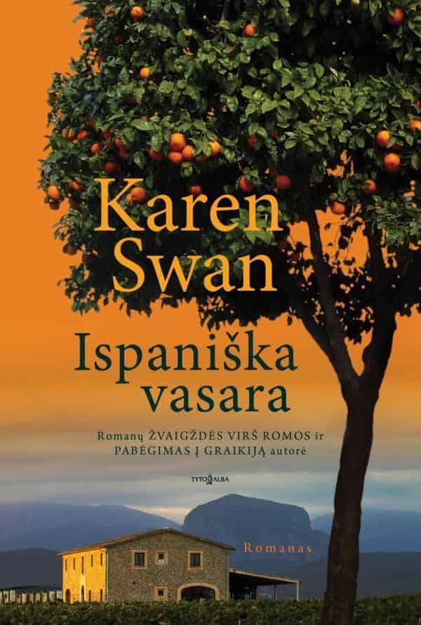 Ispaniška vasara   Karen Swan