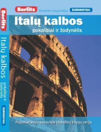 Italų kalbos pokalbiai ir žodynėlis |