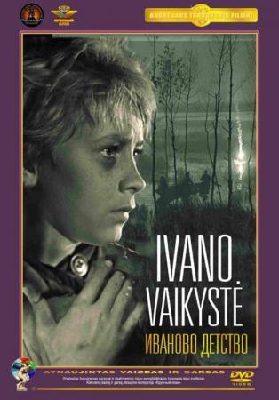 Ivano vaikystė (DVD) | Drama, karinis filmas