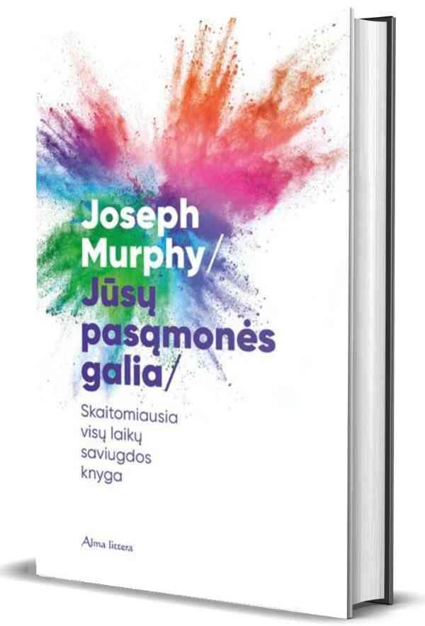 Jūsų pasąmonės galia (naujas leidimas) | Joseph Murphy