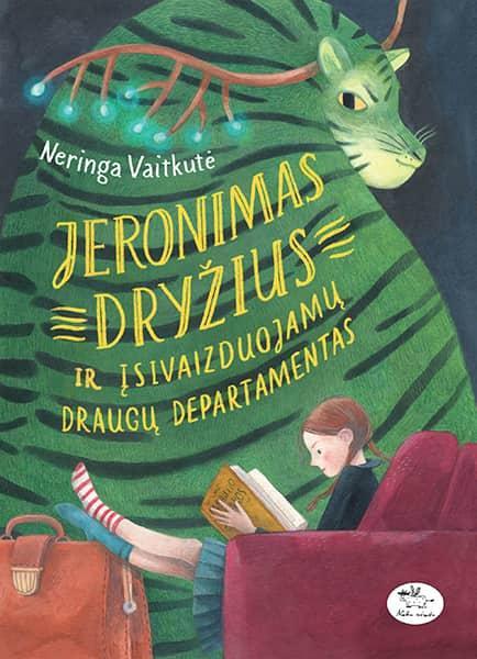 Jeronimas Dryžius ir Įsivaizduojamų draugų departamentas | Neringa Vaitkutė