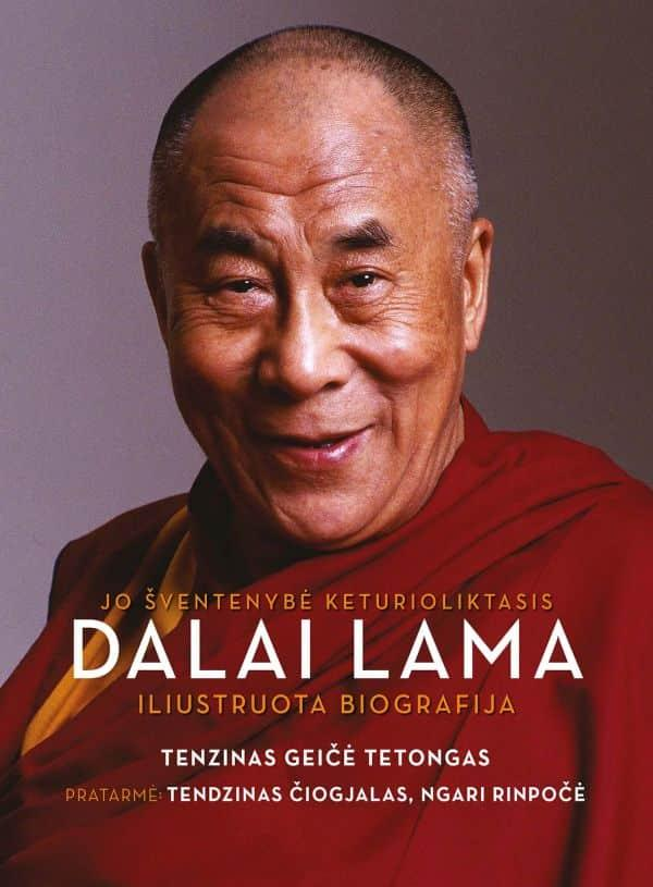 Jo Šventenybė XIV Dalai Lama   Tenzinas Geičė Tetongas