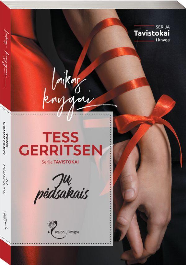 Jų pėdsakais   Tess Gerritsen