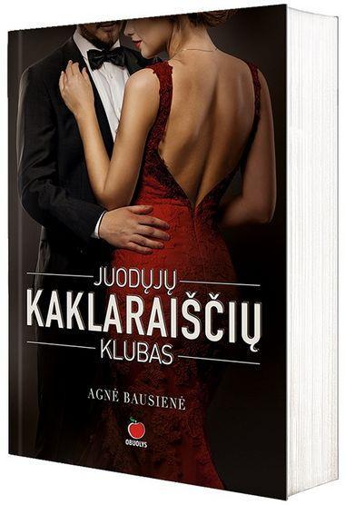 Juodųjų kaklaraiščių klubas | Agnė Bausienė