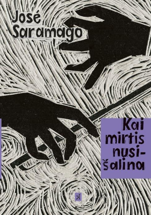 Kai mirtis nusišalina   Jose Saramago