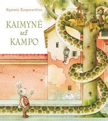 Kaimynė už kampo   Kęstutis Kasparavičius