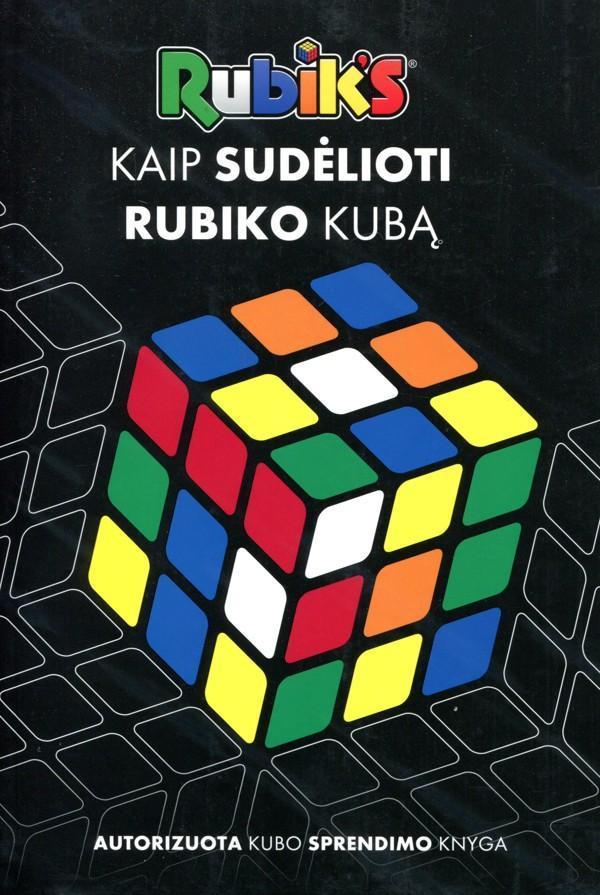 Kaip sudėlioti Rubiko kubą |