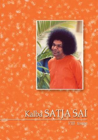 Kalba Satja Sai, VIII tomas | Satja Sai Baba
