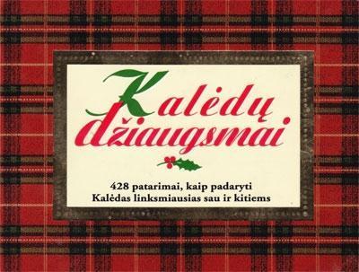 Kalėdų džiaugsmai | Sud. H. Jackson Brown, Rosemary Brown, Kathy Pell
