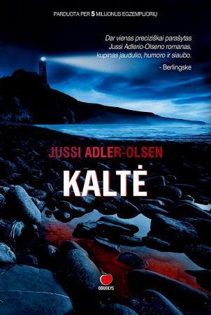 Kaltė | Jussi Adler-Olsen