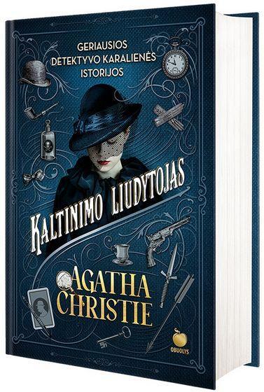Kaltinimo liudytojas. Geriausios detektyvo karalienės istorijos | Agata Kristi (Agatha Christie)