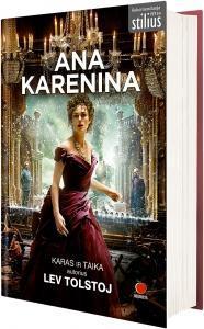 Ana Karenina, 2 knyga | Lev Tolstoj
