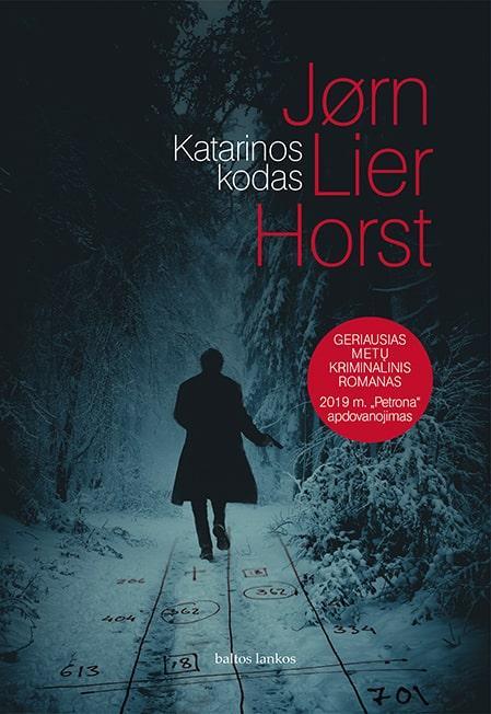 Katarinos kodas   Jorn Lier Horst