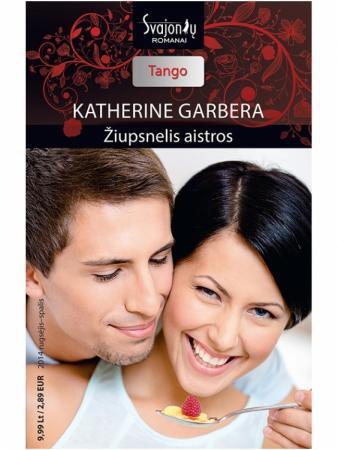 Žiupsnelis aistros (Aistra) | Katherine Garbera