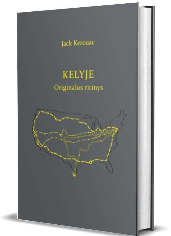 Kelyje (Munken Premium) | Jack Kerouac