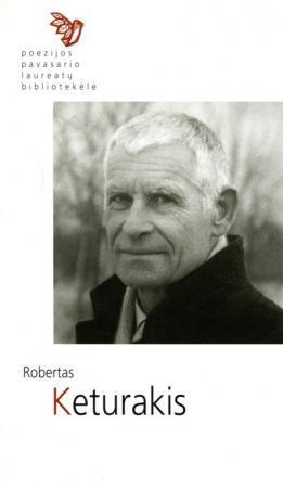 Robertas Keturakis. Poezijos pavasario laureatų bibliotekėlė  