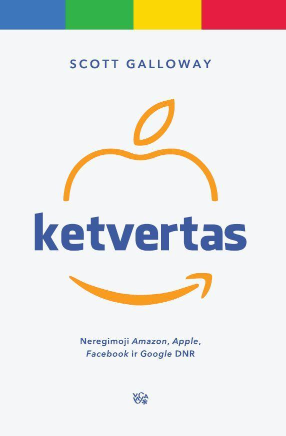 "Ketvertas: neregimoji ""Amazon"", ""Apple"", ""Facebook"" ir ""Google"" DNR 
