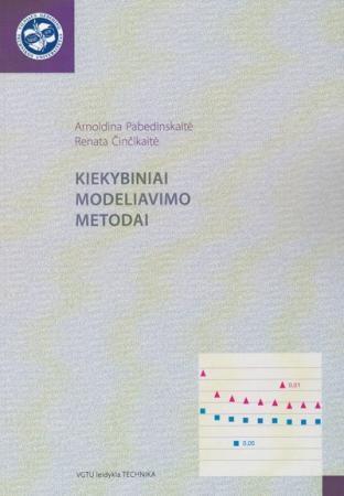 Kiekybiniai modeliavimo metodai | Arnoldina Pabedinskaitė, Renata Činčikaitė