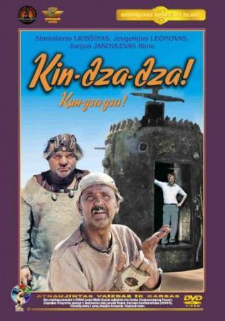 Kin-dza-dza! (DVD) | Komedija