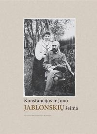 Konstancijos ir Jono Jablonskių šeima | Sud. Eglė Lukėnaitė-Griciuvienė