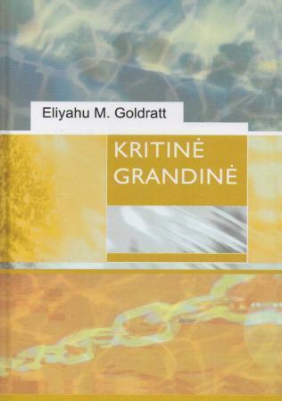 Kritinė grandinė | Eliyahu M. Goldratt