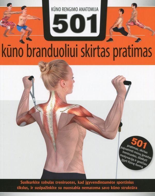 Kūno rengybos anatomija. 501 kūno branduoliui skirtas pratimas   Natasha Diamond-Wolker
