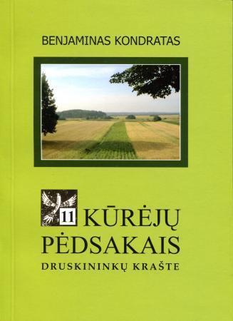 Kūrėjų pėdsakais Druskininkų krašte, 11 knyga | Benjaminas Kondratas