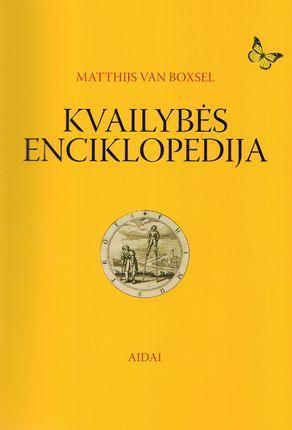 Kvailybės enciklopedija | Van Boxsel Matthijs