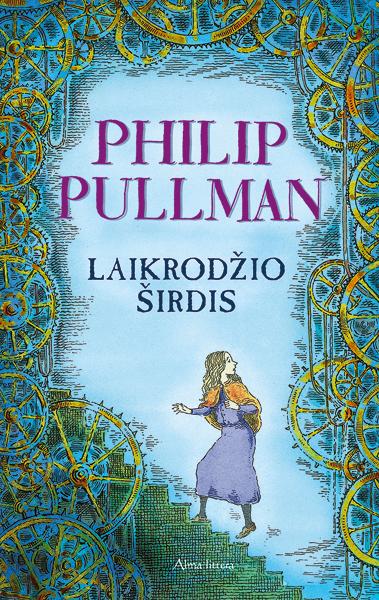 Laikrodžio širdis   Philip Pullman