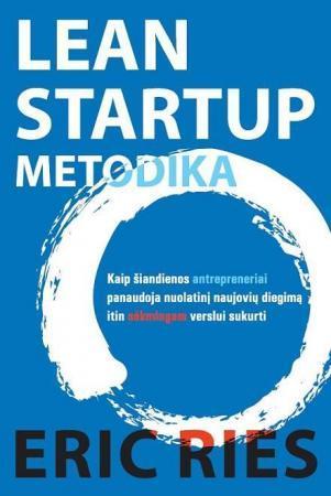 Lean Startup metodika | Eric Ries