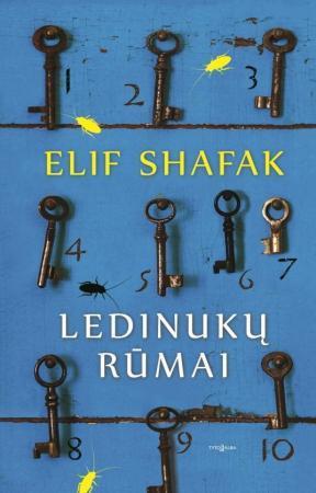 Ledinukų rūmai   Elif Shafak