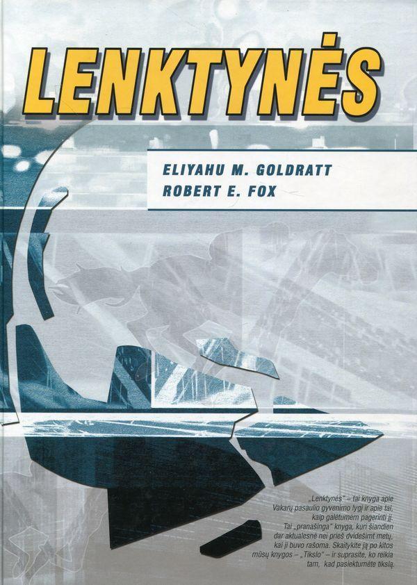 Lenktynės | E. M. Goldratt, R. E. Fox