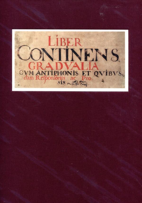 Liber continens. 1623. Faksimilinis leidinys (Meninis įrišimas) | Jonas Vilimas