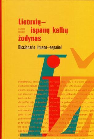 Lietuvių-ispanų kalbų žodynas   Alfonso Rascon