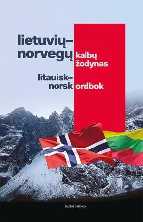 Lietuvių-norvegų kalbų žodynas | Evalda Jakaitienė, Sturla Berg-Olsen
