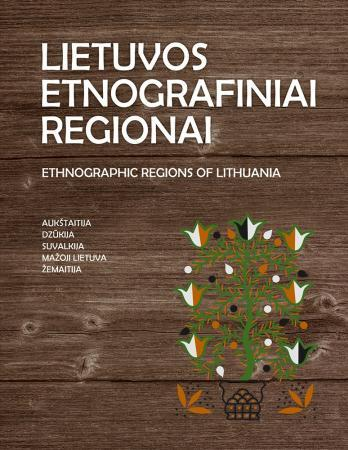 Lietuvos etnografiniai regionai | Sud. Virginijus Jocys