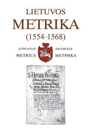 Lietuvos Metrika. Knyga Nr. 249 (1554–1568) Užrašymų knyga 35 |