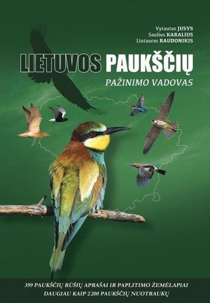 Lietuvos paukščių pažinimo vadovas (2-as pataisytas ir papildytas leidimas) | Liutauras Raudonikis, Saulius Karalius, Vytautas Jusys