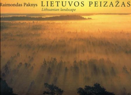 Lietuvos peizažas = Lithuanian landscape   Raimondas Paknys